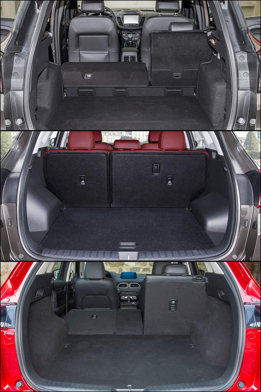 Suv Vergleich Ford Kuga Hyundai Tucson Und Mazda Cx 5 Site
