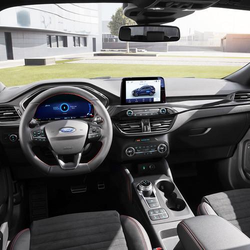 Ford Kuga 2020, Cockpit, Innenraum