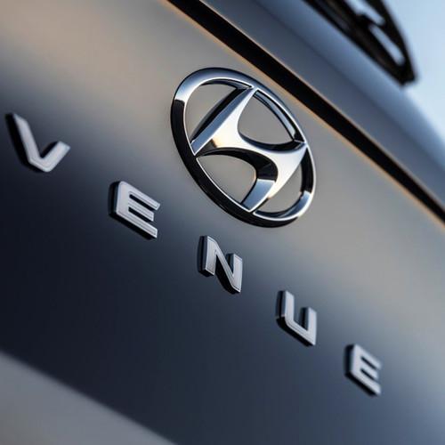 Hyundai-SUV Venue, Logo