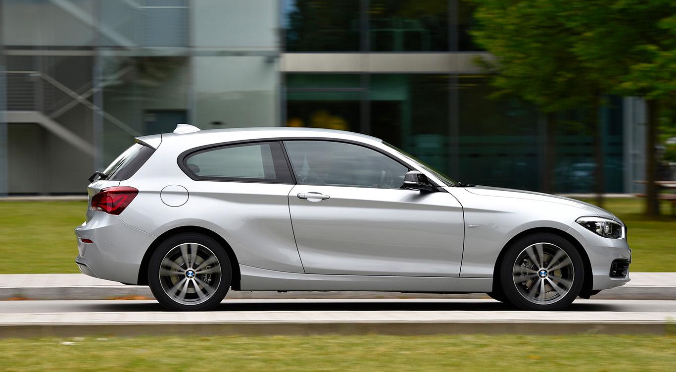 Schwache Nachfrage: Für das dreitürige BMW 1er-Modell wird es keine Neuauflage mehr geben.