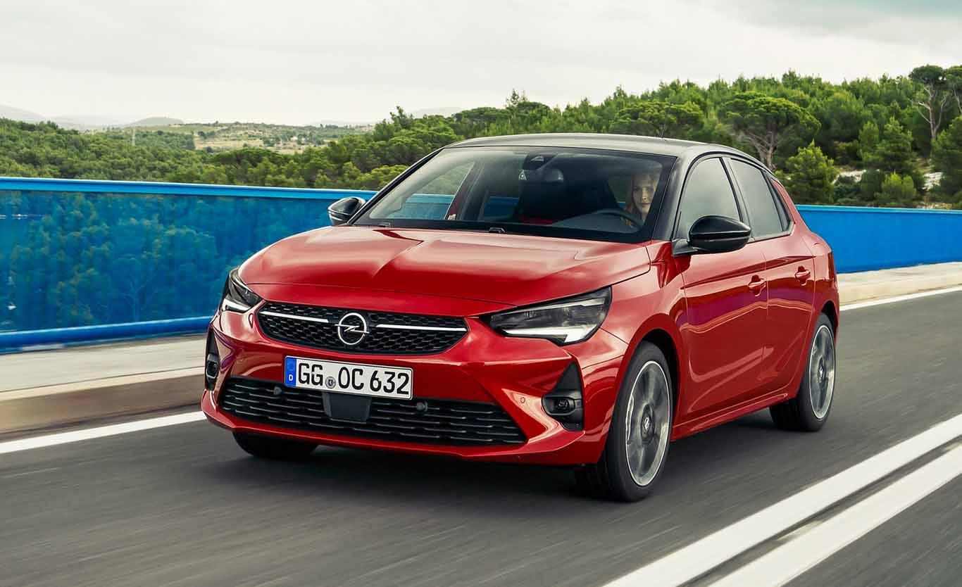Opels Corsa-Neuauflage.