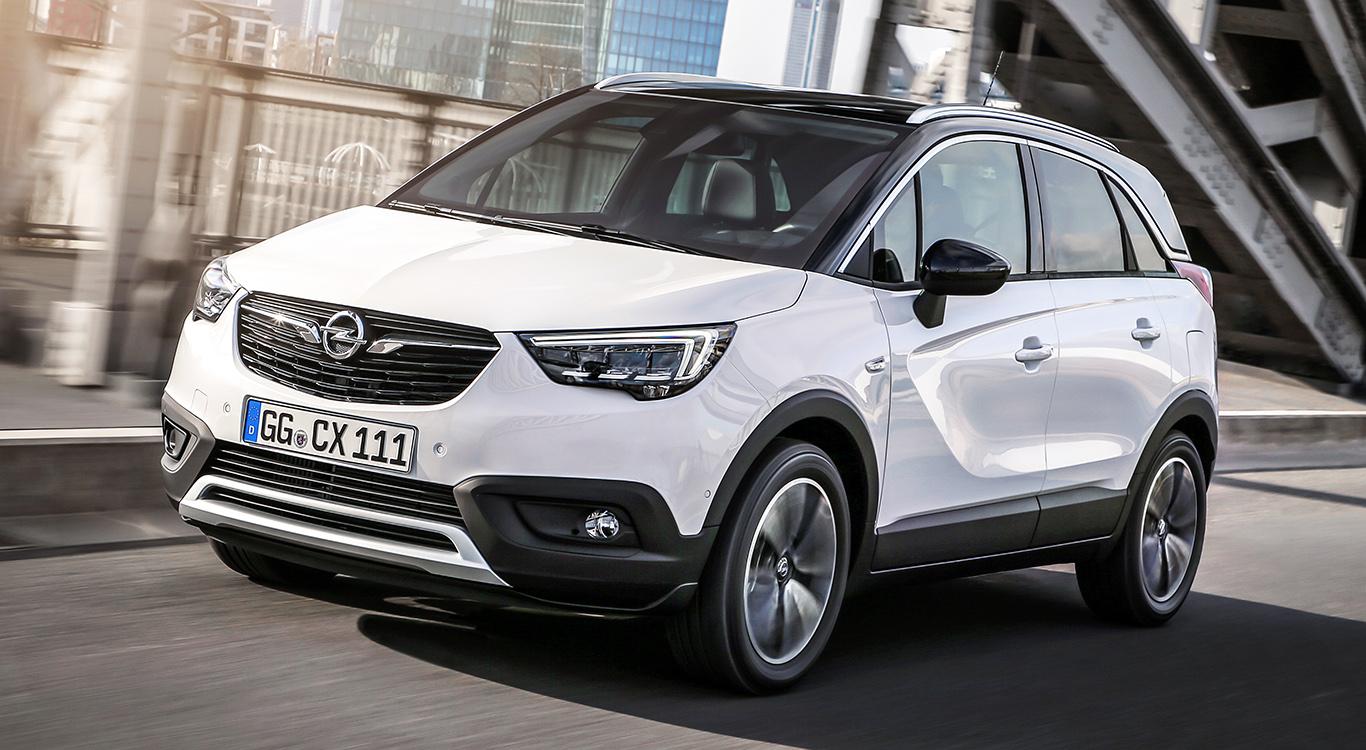 Mit dem Crossland X rundet Opel seit 2017 seine SUV-Angebotspalette erfolgreich nach unten ab.