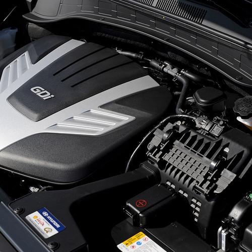 Hyundai Santa Fe 2017 Motor