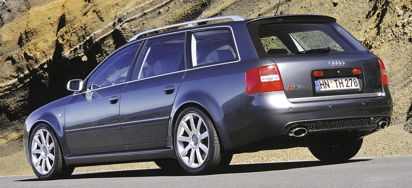 Gebrauchtwagen, Ratgeber, Audi RS 6 Avant, Symbolbild
