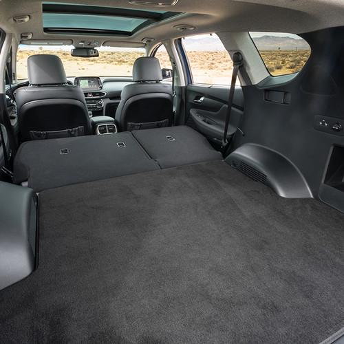 Hyundai Santa Fe 2018, Kofferraum