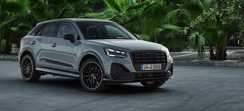 Audis Bestseller-SUV Q2 ist 2020 modernisiert worden.