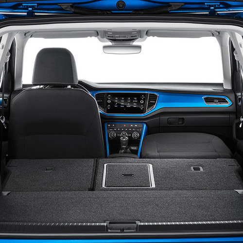 VW T-Roc, Kofferraumansicht