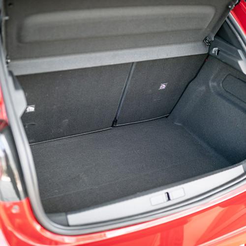Opel Corsa F, Kofferraum