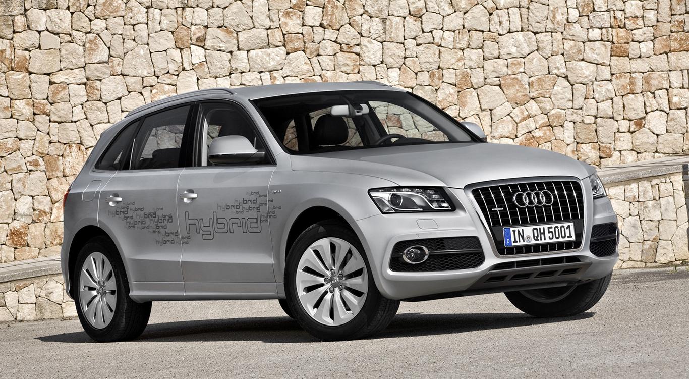 Nur noch gebraucht erhältlich: Der Audi Q5 Hybrid ist die alternativ motorisierte Version des Audi Q5 8R - doch vor Fahrverboten keineswegs sicher.
