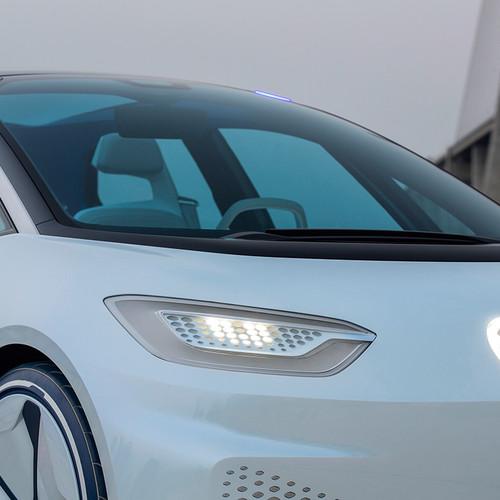 VW-Elektroauto, Studie ID NEO, Front