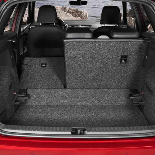 Seat Arona, Blick in den Kofferraum