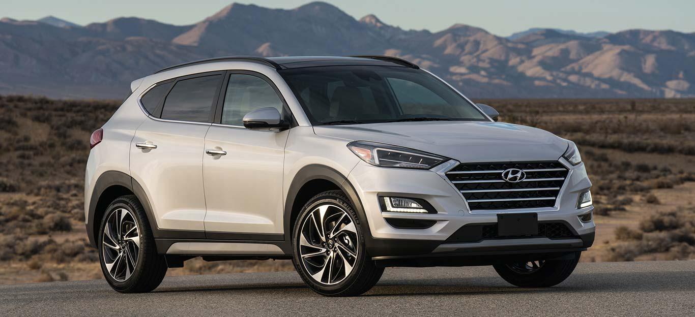 Der Hyundai Tucson 2018.
