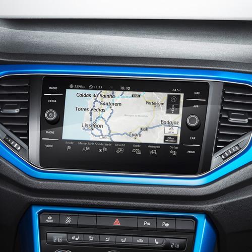 VW T-Roc, Multimedia, Infotainment