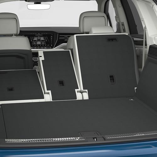 VW Touareg 2018, Kofferraum