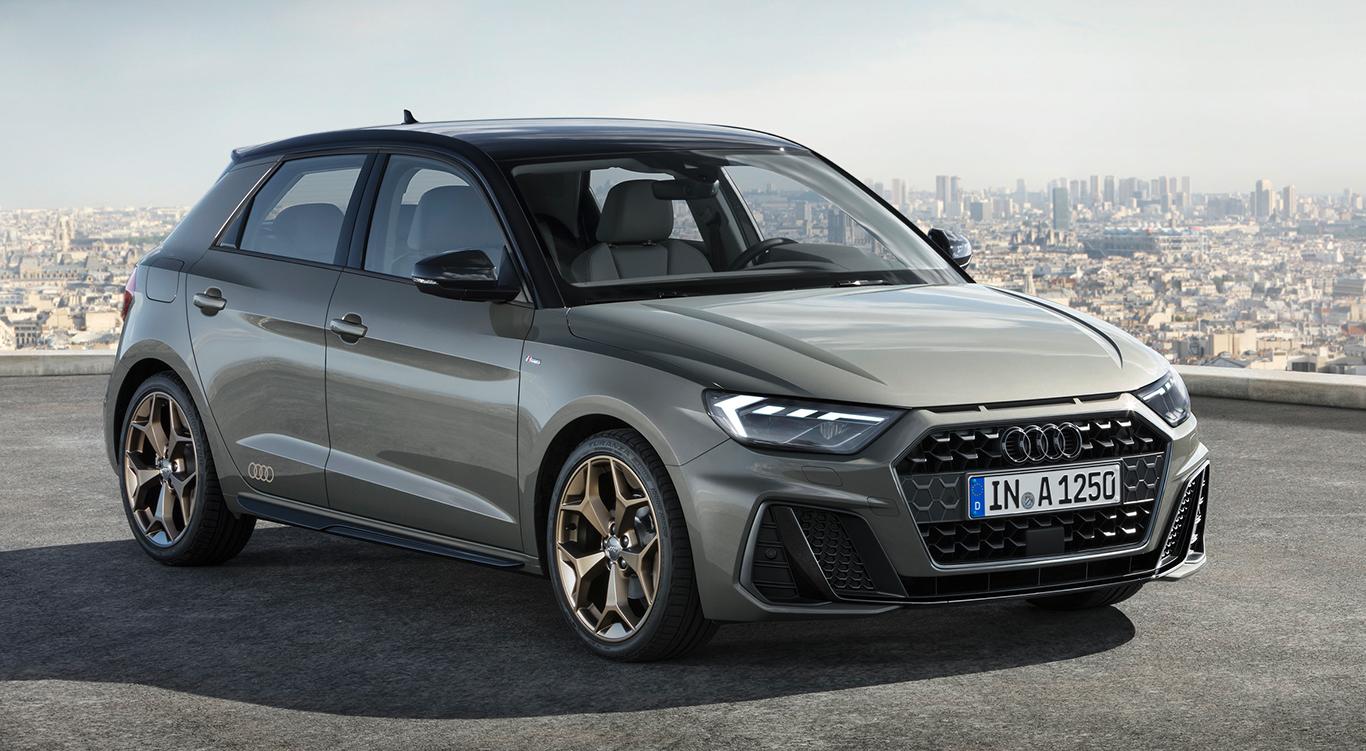 """Foto: Der Audi A1 Sportback """"edition one"""" ist unter den Ausstattungslinien ein exklusiver Sonderfall."""
