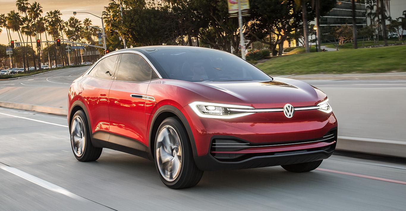 Das Lifestyle-SUV ID. Crozz soll 2020 an den Marktstart gehen.