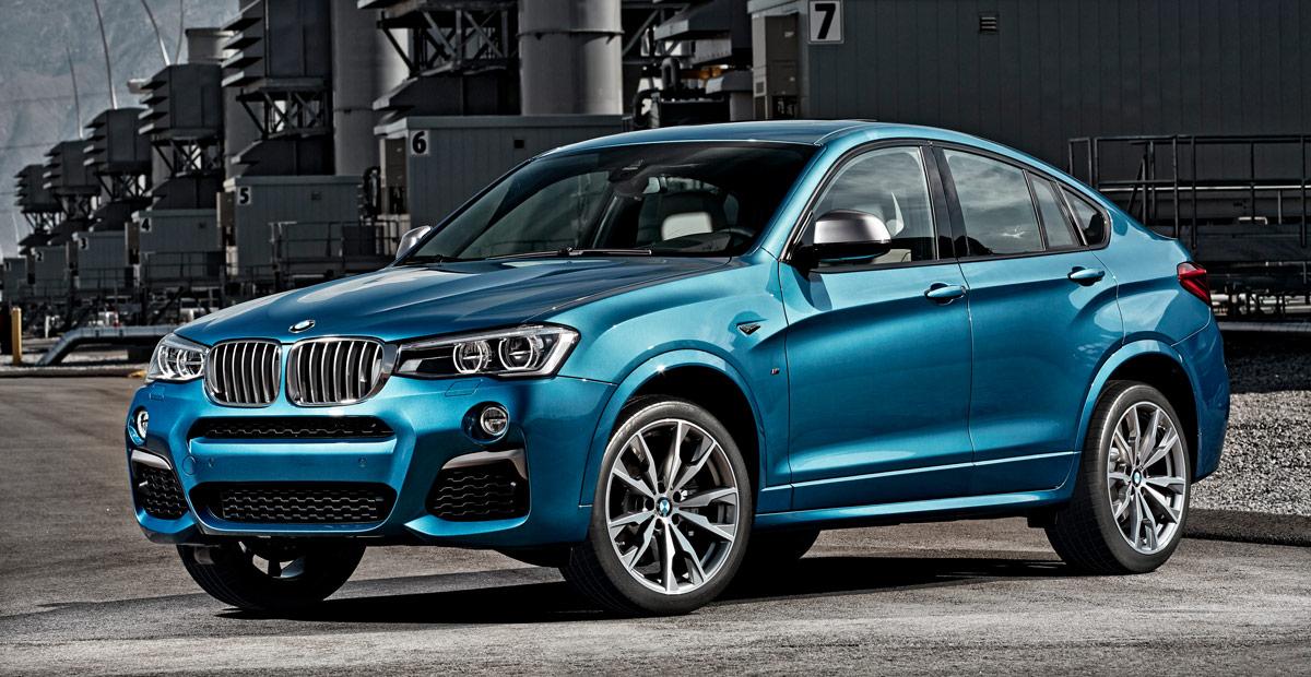 BMW X4 M40i. - Foto: BMW