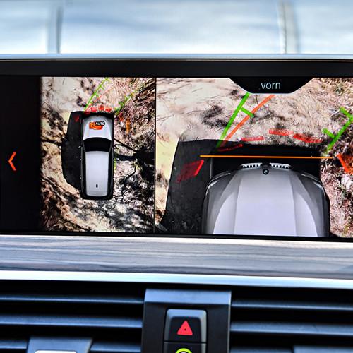 BMW X3 2018, Sicherheit, Kamera