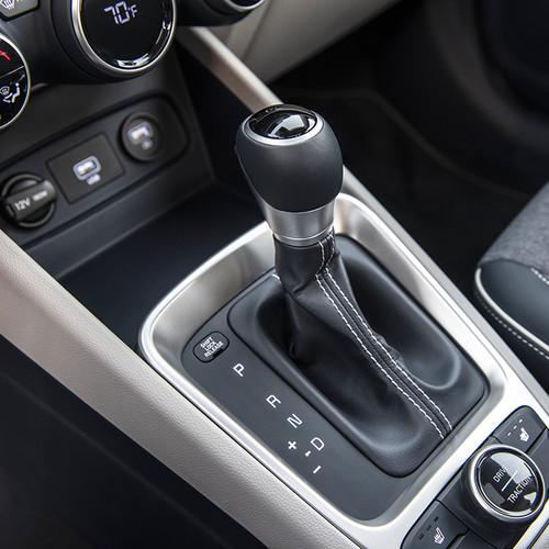 Hyundai-SUV Venue, Mittelkonsole