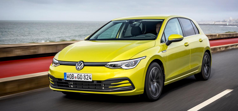 Der VW Golf 8 kommt mit umfangreicher Serienausstattung, bei der Digitalisierung groß geschrieben wird.
