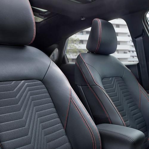 Ford Puma 2020, Innenraum, Sitze
