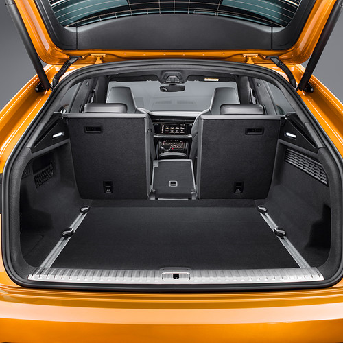 Audi Q8 2018, Kofferraum, Ladevolumen