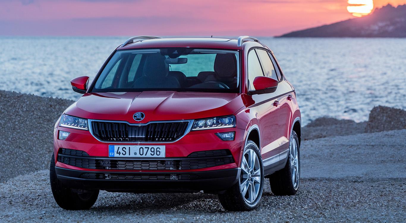 Das Kompakt-SUV aus dem Hause Škoda gibt es bereits mit umweltfreundlicheren Euro 6d-TEMP-Antrieben.
