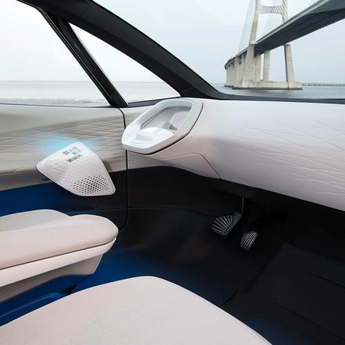 VW-Elektroauto, Studie ID Neo, Cockpit