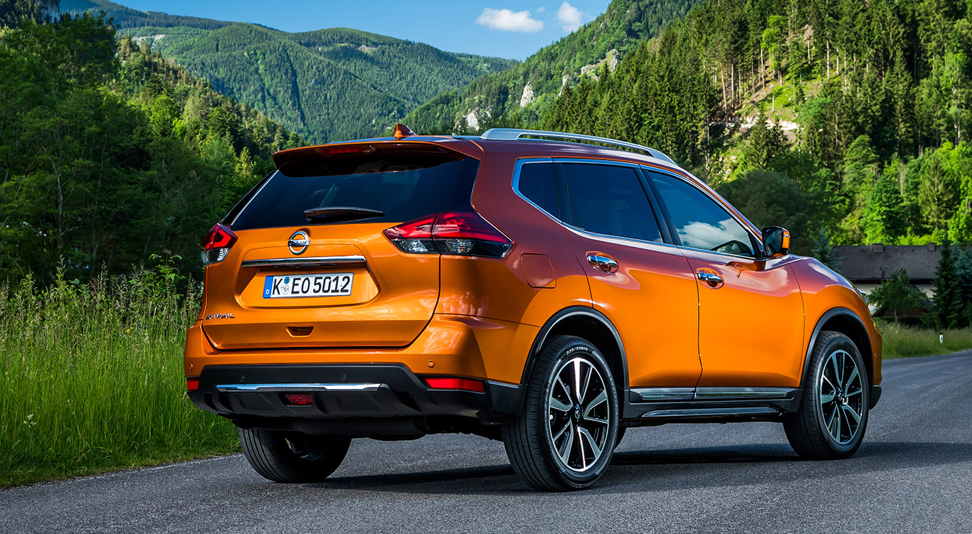 In Deutschland sieht man den X-Trail nicht allzu oft. In anderen Ländern verkauft sich das markante Nissan-SUV wesentlich besser.