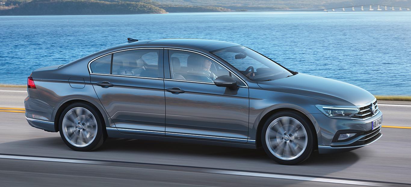 VW Passat 2019, Facelift, Limousine