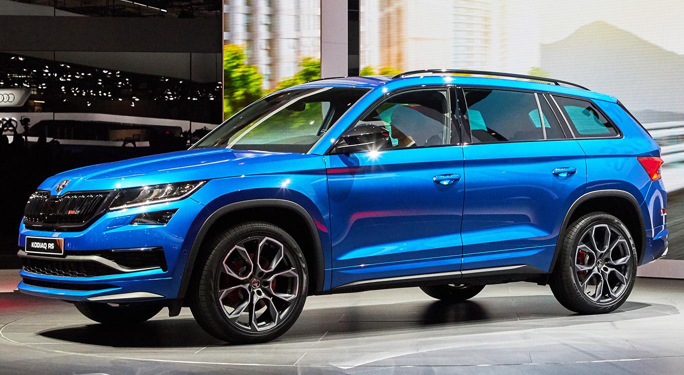 Knapp 50.000 Euro lässt sich die VW-Tochter das erste Sport-SUV der Marke Skoda kosten.