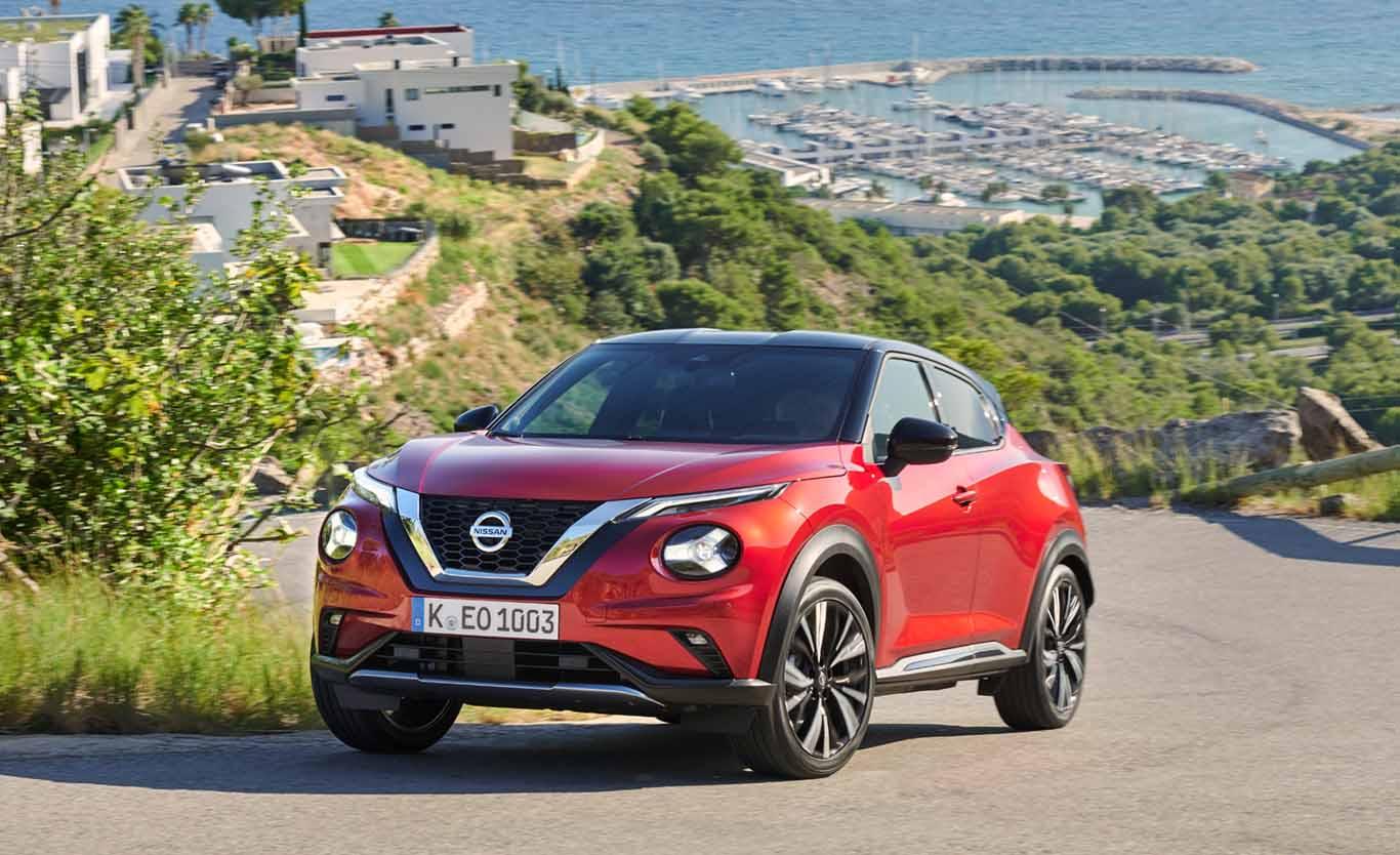 Der Nissan Juke präsentiert sich in neuem Gewand.
