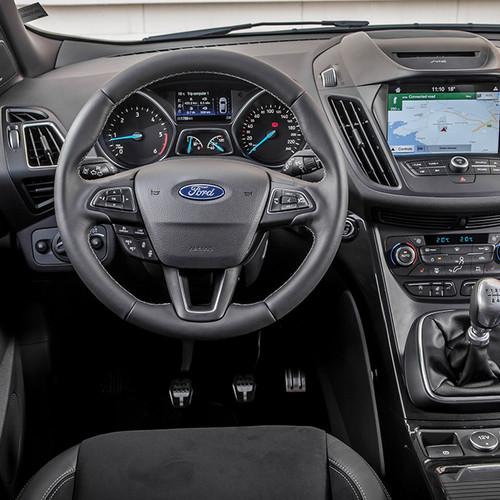 Innenraum Ford Kuga