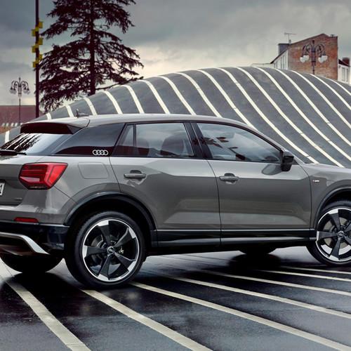 Audi Q2: Sondermodell Edition #1