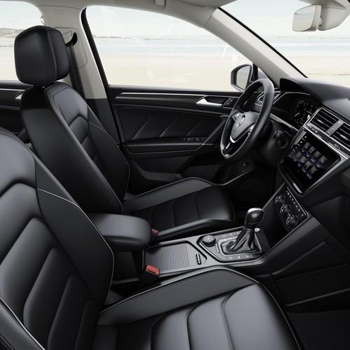 VW Tiguan Allspace Cockpit