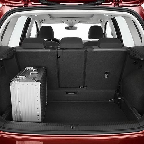 VW Golf Sportsvan, Kofferraum
