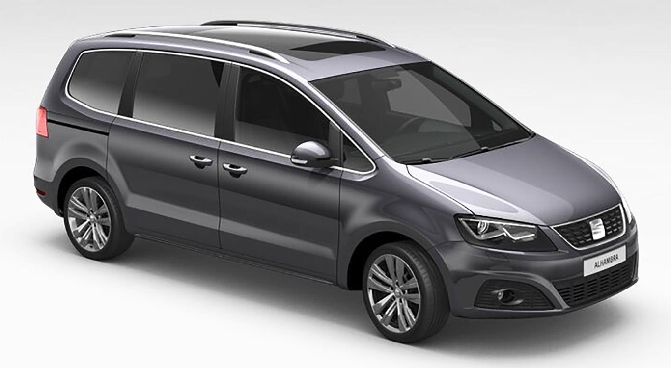 Schnäppchen? Der von uns konfigurierte Seat Alhambra kostet als Neuwagen 51.485 Euro.