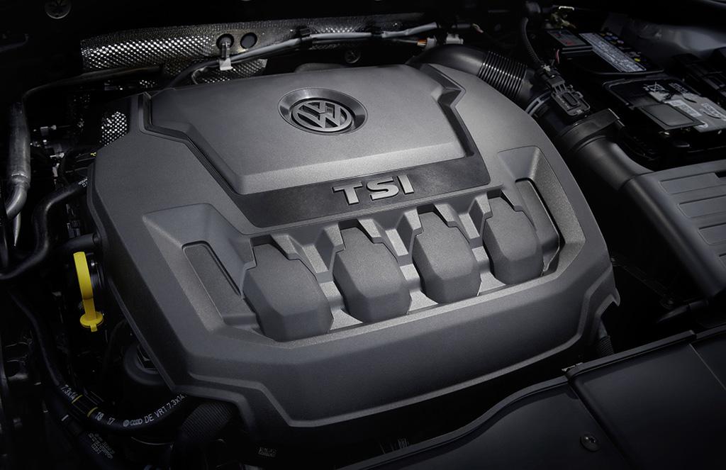 T-Roc 2.0 TSI 4Motion DSG 140 kW / 190 PS - Foto: VW