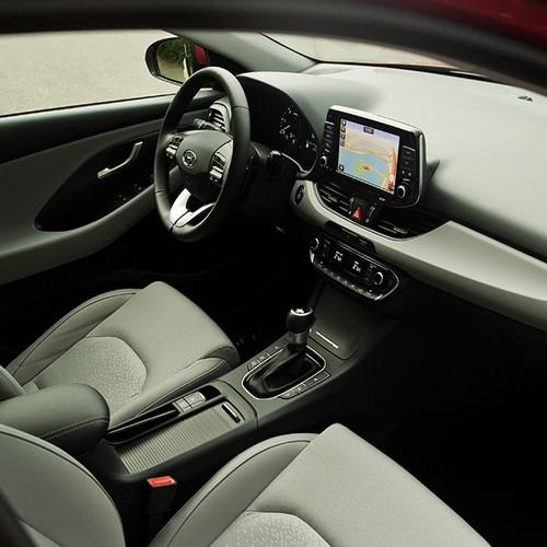 Hyundai i30 Kombi, Innenansicht, Cockpit