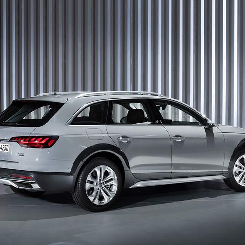 Audi A4 Allroad, Facelift 2019, Heckansicht