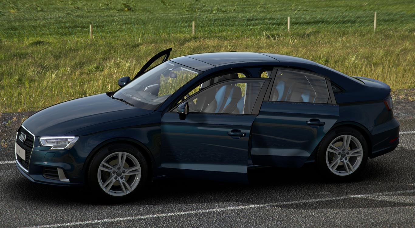 Foto: Et voilá: Unser Testergebnis der Konfiguration der Audi A3 Limousine.