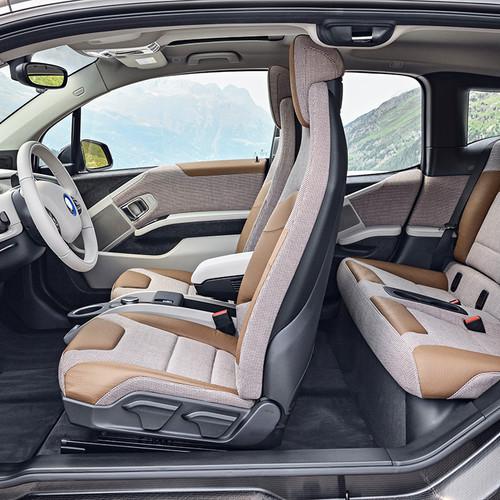 BMW i3 2018 Facelift Innenraum