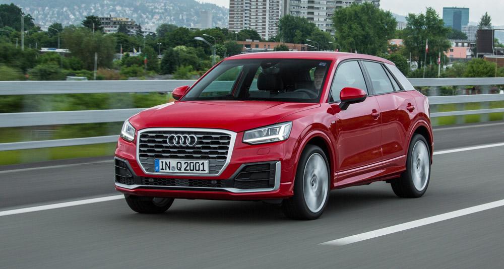 Äußerst gefragt am Gebrauchtwagen-Markt: Der Audi Q2.