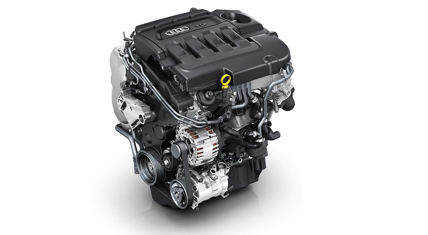 Audi 35 TDI-Motor