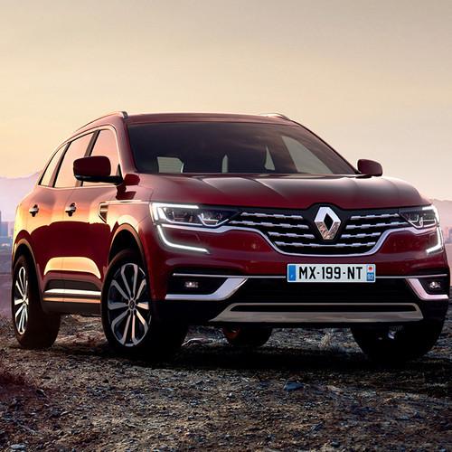 Renault Koleos, Facelift 2019, Frontansicht