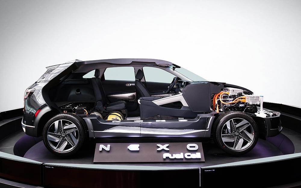 Innovativ, aber auch ziemlich kostspielig: der Hyundai Nexo.