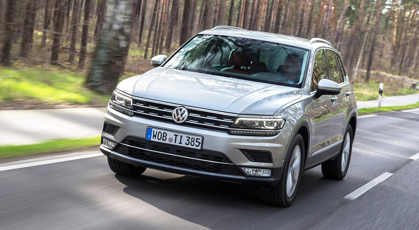 Seit Anfang 2016 ist die zweite Generation des Bestsellers VW Tiguan auf den Straßen - und auch abseits davon - unterwegs.