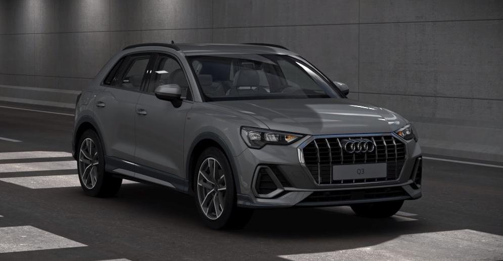 Unser persönlicher Audi Q3 2019.