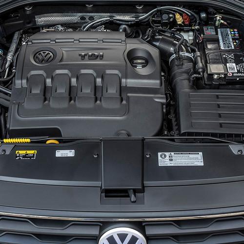 VW T-Roc, Motor