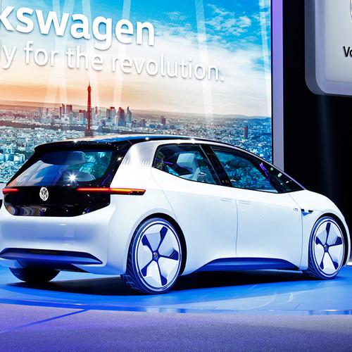 VW-Elektroauto, Studie ID NEO, Premiere, Heckansicht